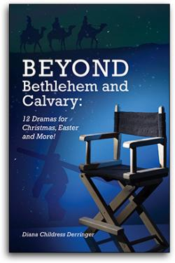 Mailchimp Photo Beyond Bethlehem and Calvary book cover