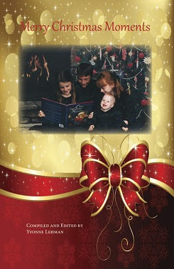 Merry Christmas Moments book cover