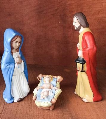 Give Birth to Something-Mary, Joseph, Jesus
